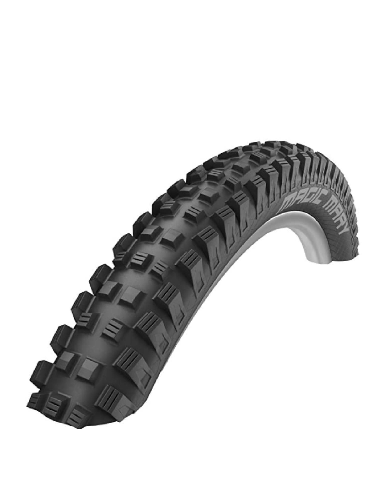 Schwalbe Pneu Schwalbe, Magic Mary Addix, Tire, 26'', 2.35, Wire, Compound: Addix, Tech: TwinSkin, BikePark, TPI: 20D2, PSI: 23-50, 1400g, Black