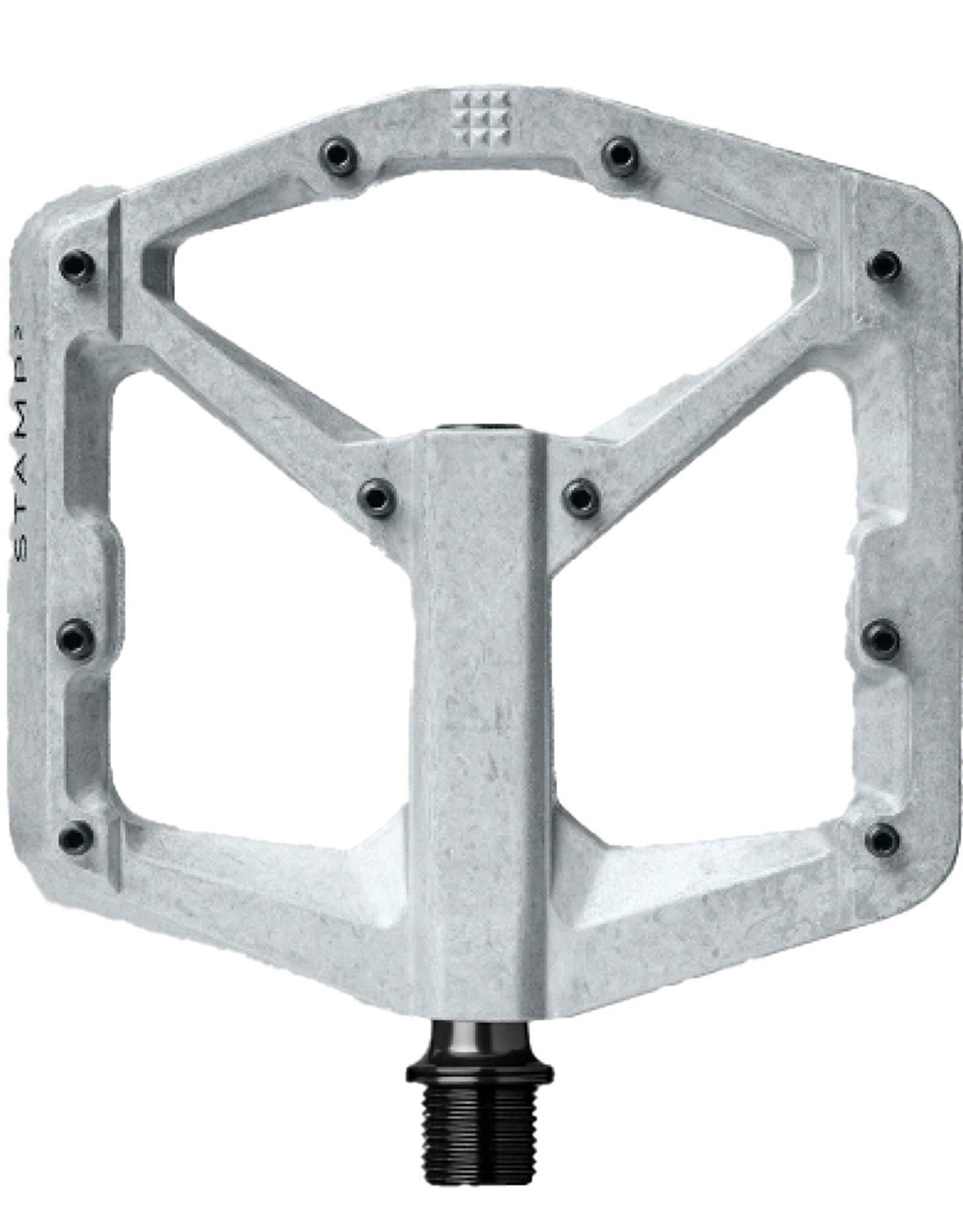 Crank Brothers Pedale Crankbrother Stamp 2 Lg Argent