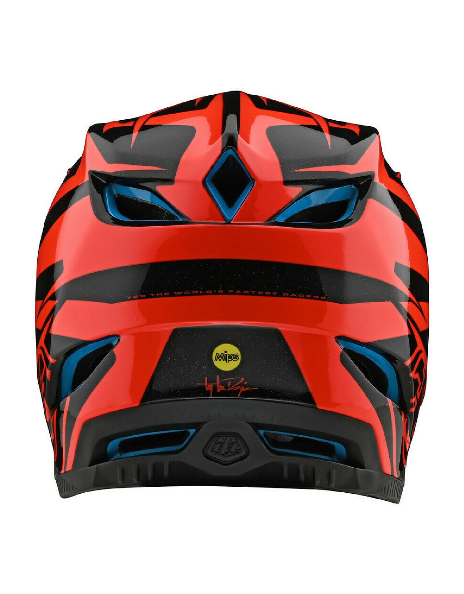 Troy Lee Designs Casque Troy Lee Design D4 Composite