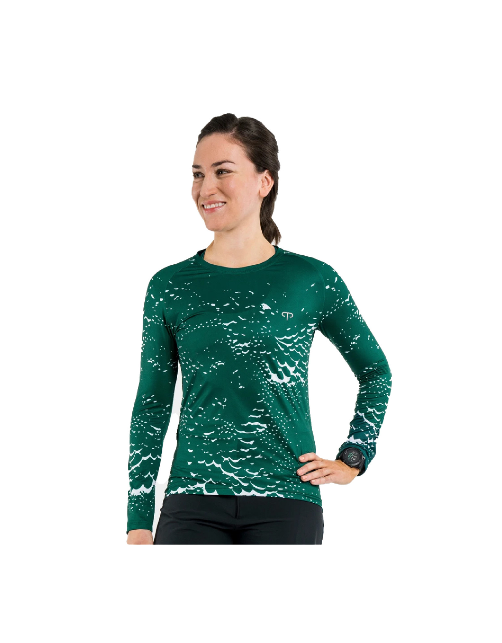 Peppermint Cycling LS Peppermint Trail Signature