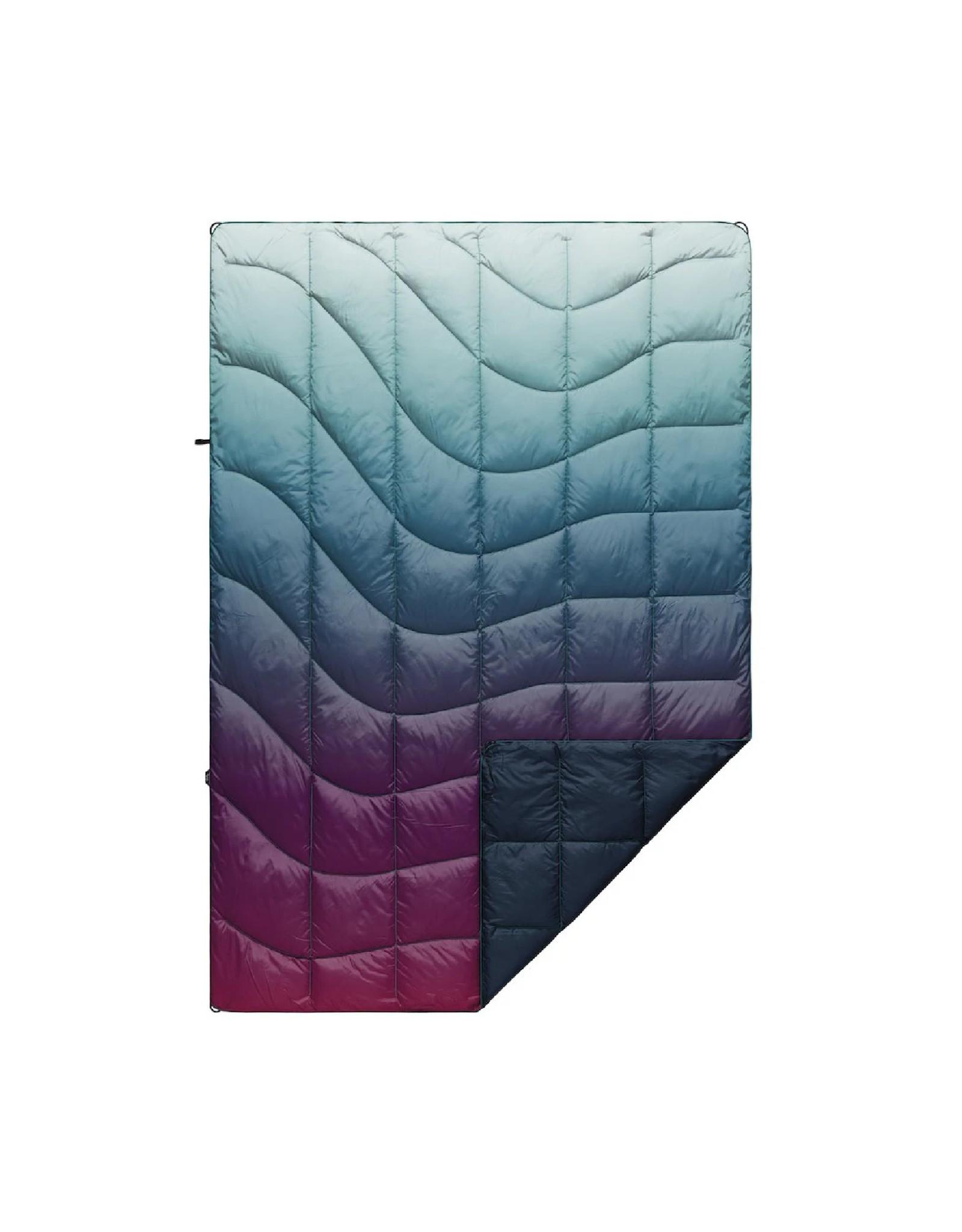 Rumple Rumpl Nanoloft Printed Blanket