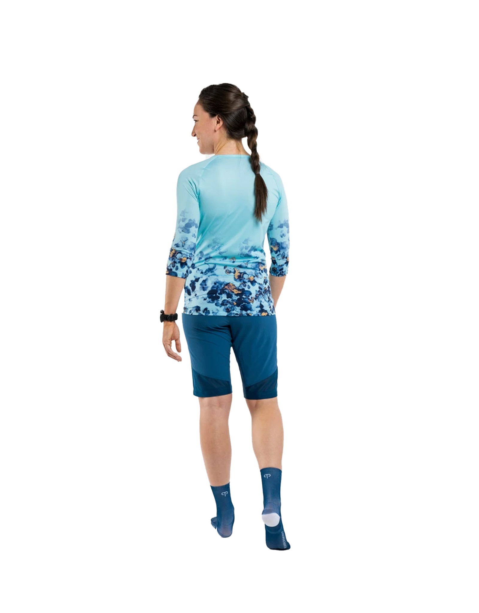 Peppermint Cycling Maillot Peppermint 3/4 Signature Trail