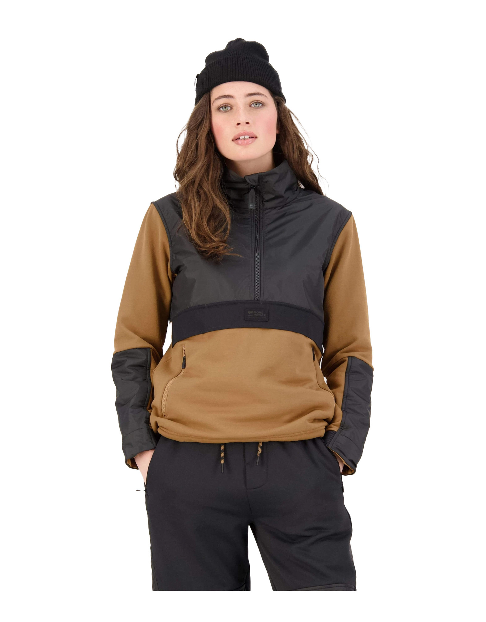 Mons Royale Mons Royale Decade Pullover Femme