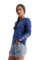 Mons Royale LS Mons Royale Icon Relaxed Femme