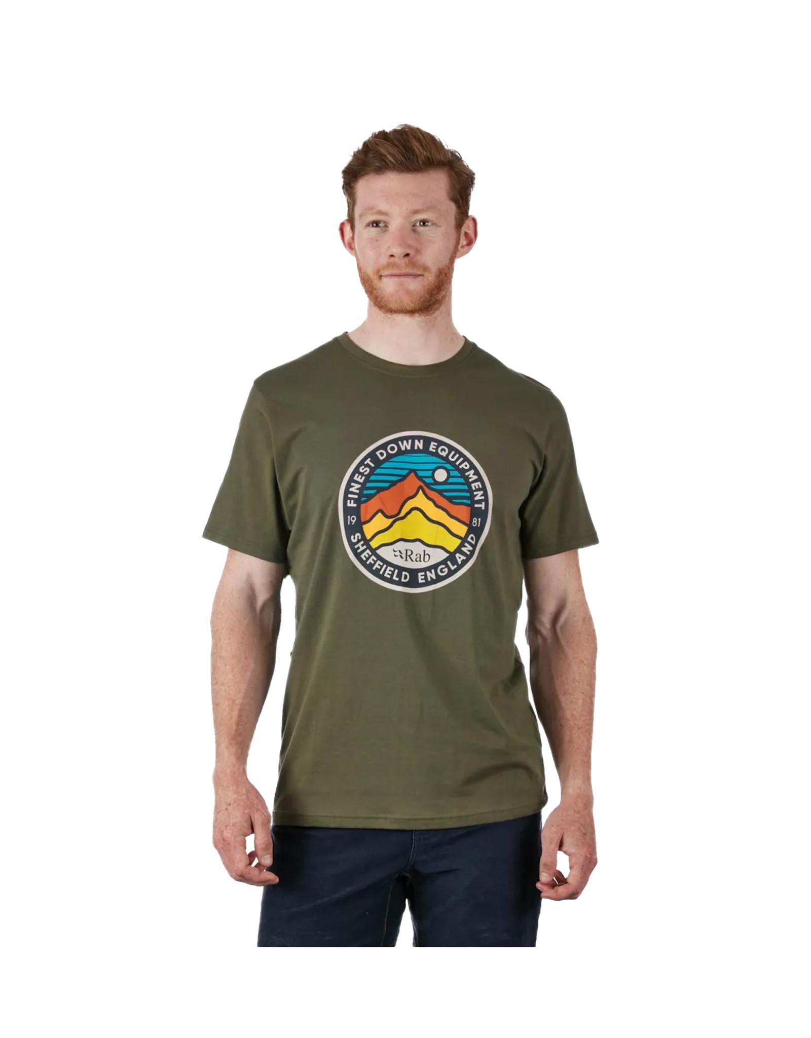 rab Rab T-Shirt Stance 3