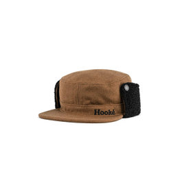 Hooké Hooké Flat Top Cap Tobacca M/L