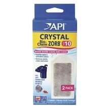 API ApI Bio -Chem zorb filter cartridge 2 pk