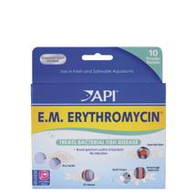 API E.M. ERYTHROMYCIN POWDER PK