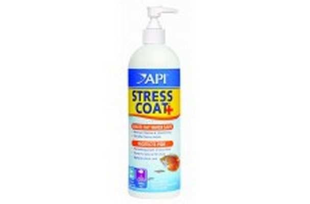 API STRESS COAT W/PUMP  PINT