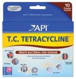 API T.C. TETRACYCLINE  POWDER PK