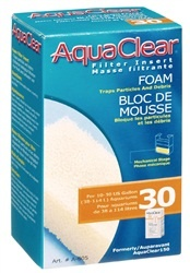 Aqua Clear Aqua Clear 30 (150) Foam 3Pk