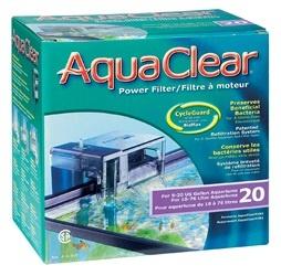 Aqua Clear Aqua clear 20
