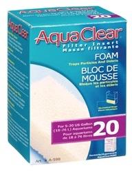 Aqua Clear Aqua Clear Foam 20 Single
