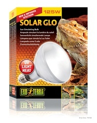 Exo Terra Exo Terra Solar-Glo Merc.Vapor Lamp 125W
