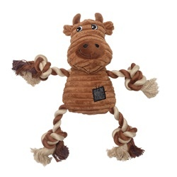 Dogit DogIt Corduroy Brown Cow