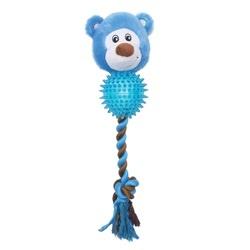 Dogit DogIt Stuffies Blue Bear