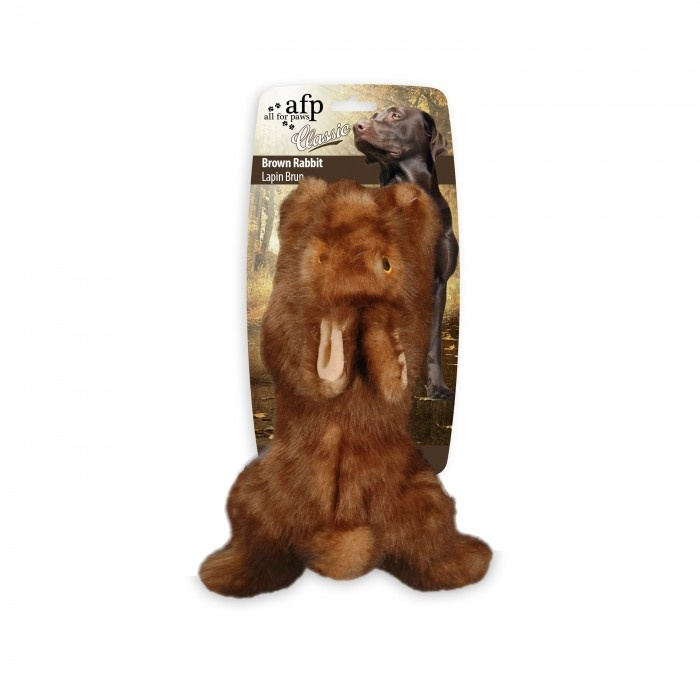 Dogit AFP Classic Brown Rabbit Small
