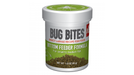 Hagen Fluval Bug Bites Bottom Feeder Granules 1.6oz