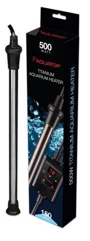 Aquatop Aquatop Titanium Heater 500 watt