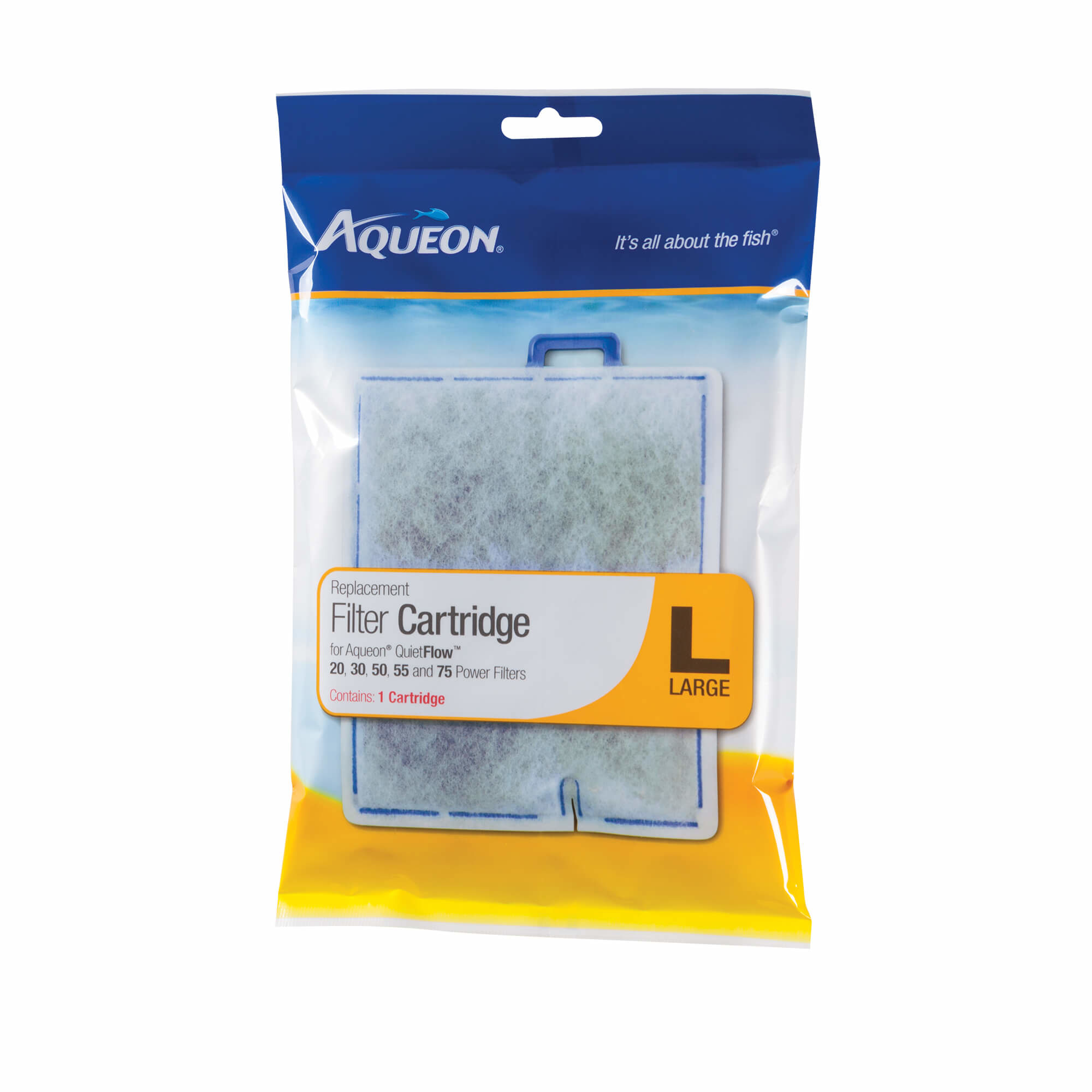 Aqueon AQUEON CARTRIDGE LRG 1PK