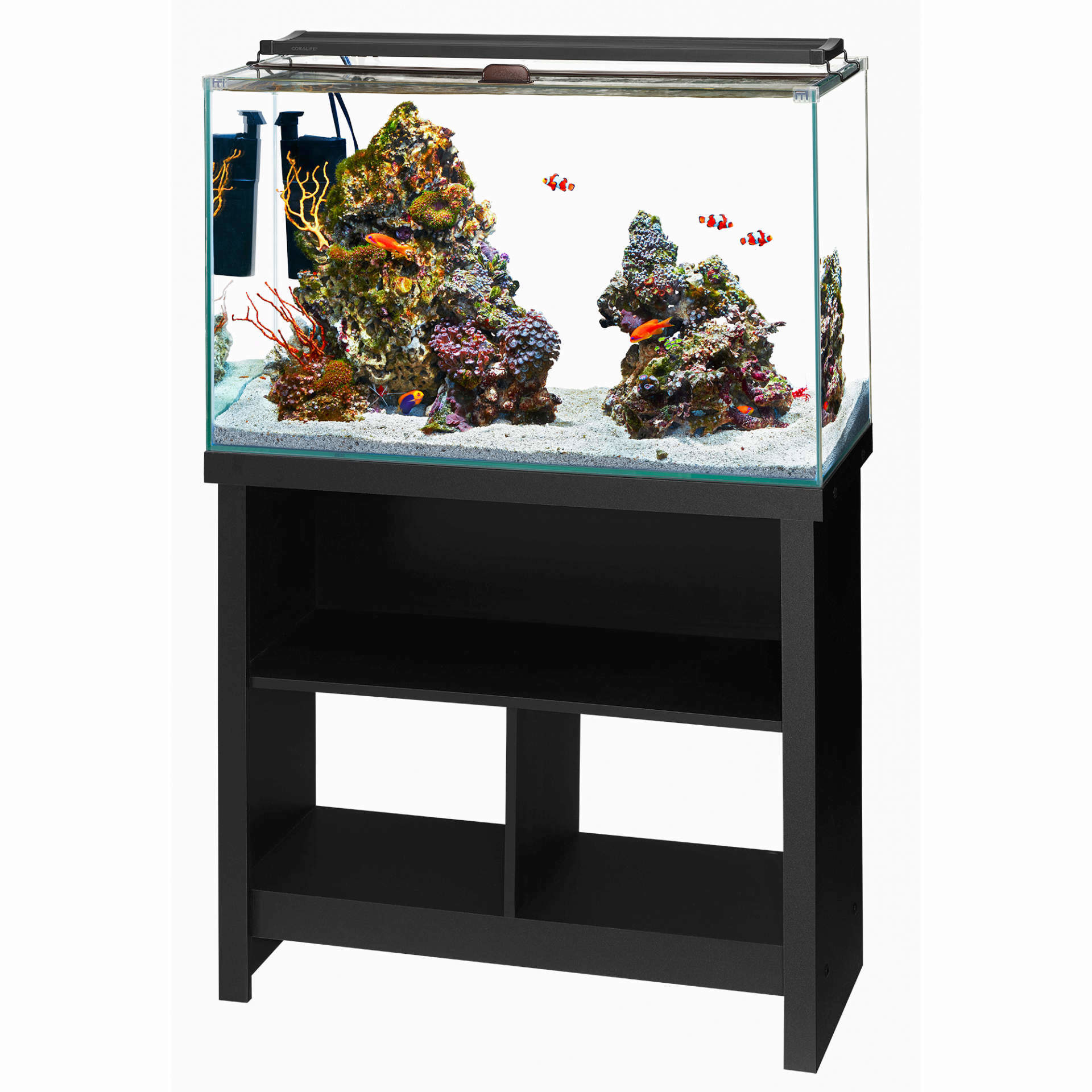 Aqueon Frameless 30 gallon Glass Aquarium