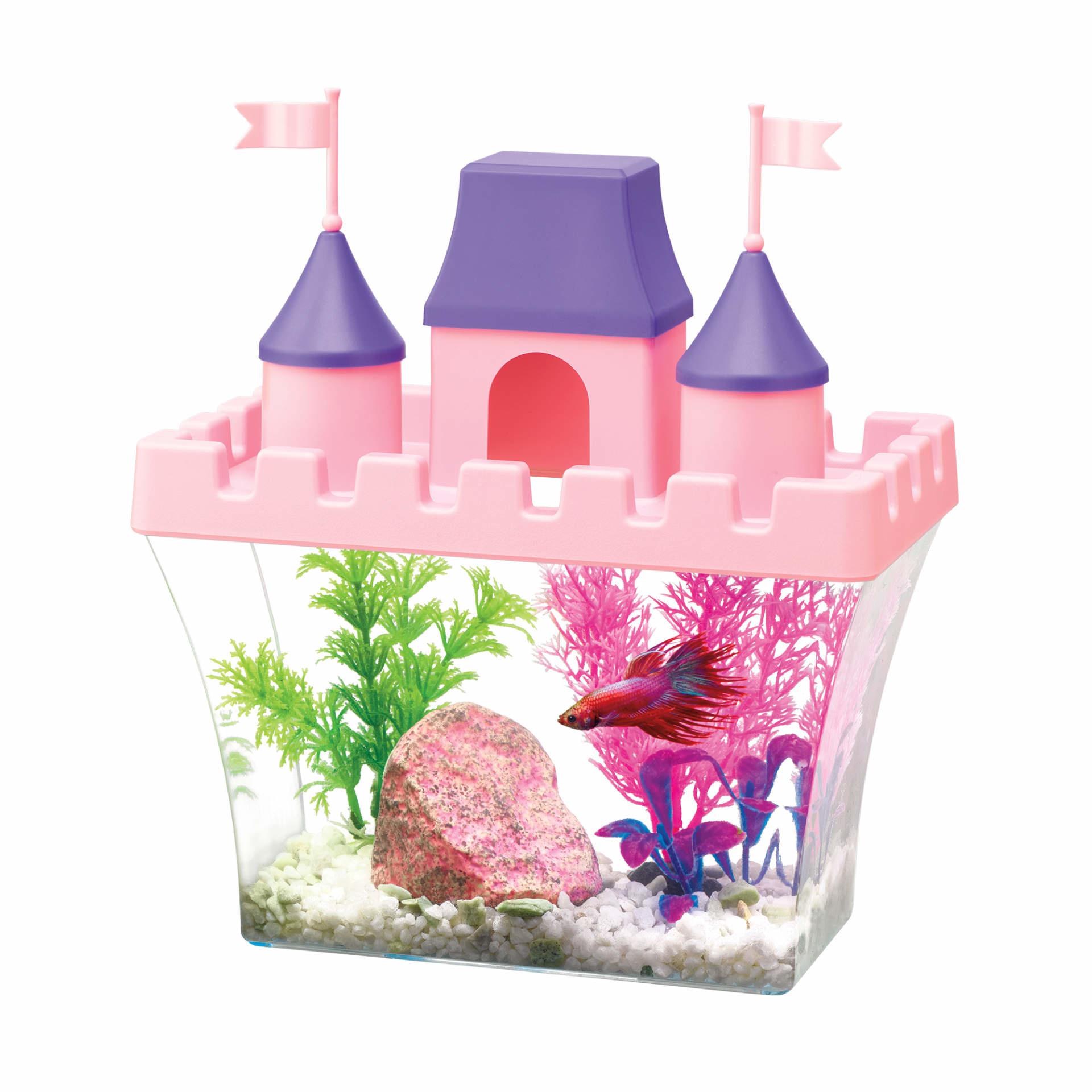 Aqueon Princess Castle kit