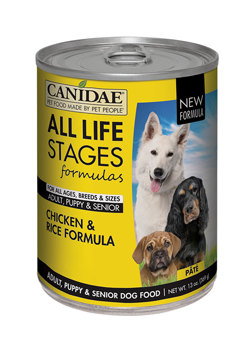Canadae Canidae Chicken/rice 13 oz