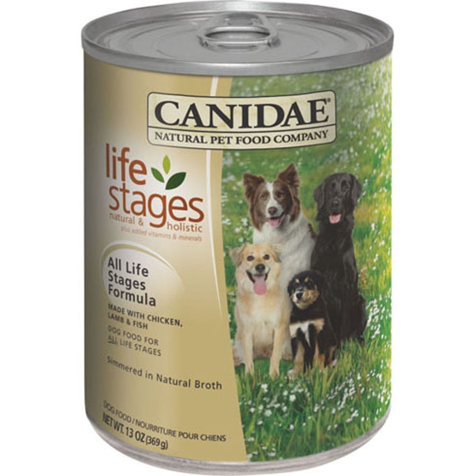 Canadae Life Stage Multi Protien can 13 oz