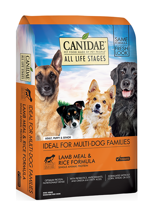 Canadae Life Stages Lamb/ Rice 30 lbs