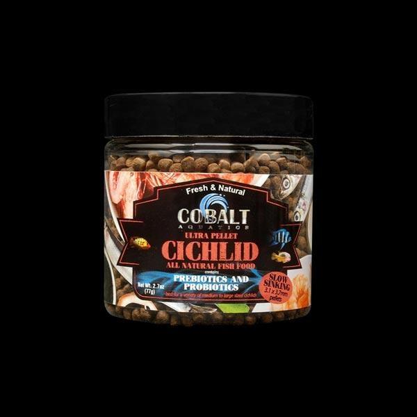 Cobalt Cichlid sinking 2.7 oz