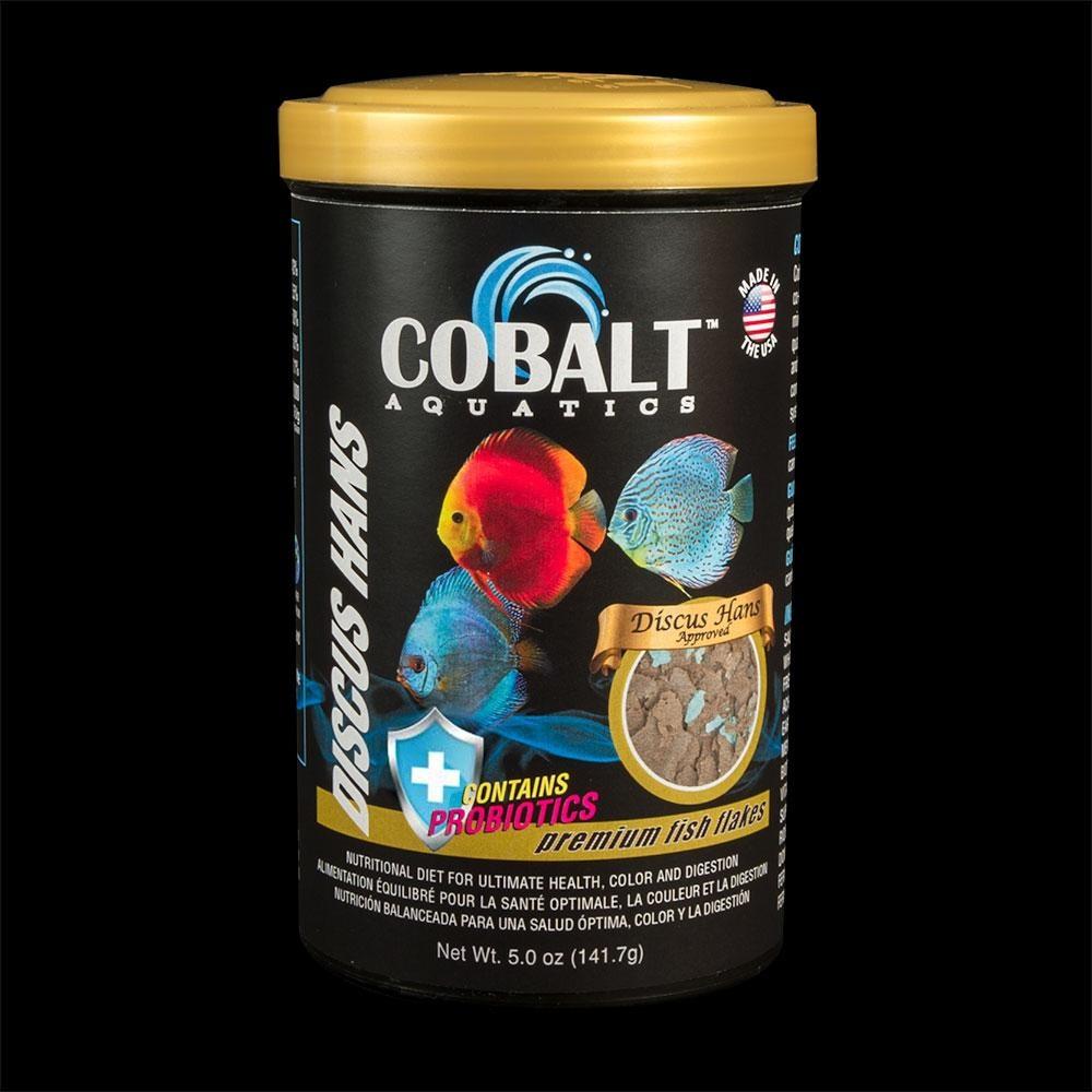 Cobalt Discus Premium Flakes 5.0 oz