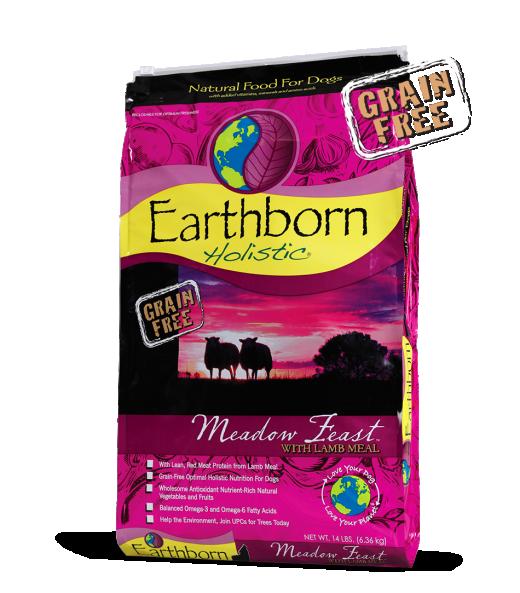 Earthborn EARTHBRN HLSTC MEADOW FEAST 12.5lb