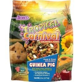 F.M. Browns T.C. GUINEA PIG FOOD  5LB