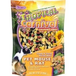 F.M. Browns T.C. MOUSE & RAT FOOD  2LB