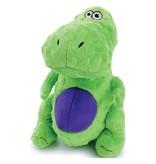 Go Dog Green T-Rex Dog Toy