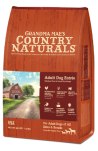 Grandma mae's COUNTRY NATURALS ADULT 14LB