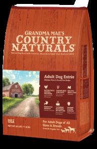 Grandma mae's COUNTRY NATURALS ADULT 26 LB