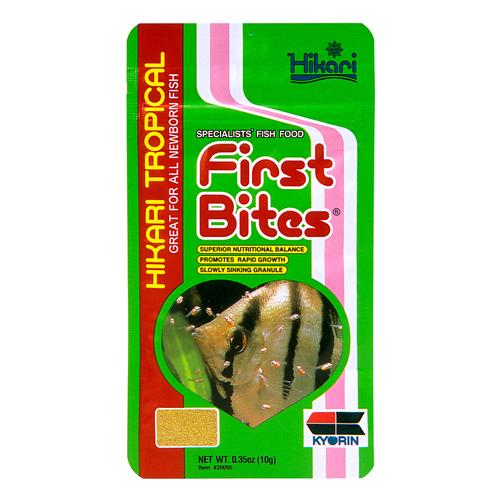 Hikari FIRST BITES    .35 OZ