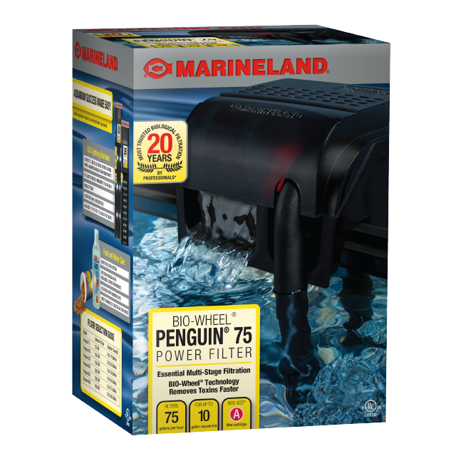 Marineland Bio- wheel 75 Penguin Filter