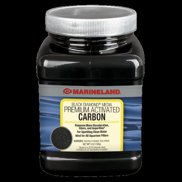 Marineland Black Diamond Carbon 5 oz