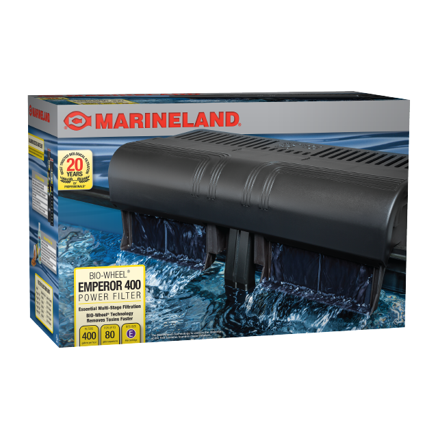 Marineland EMPEROR 400 POWER FILTER