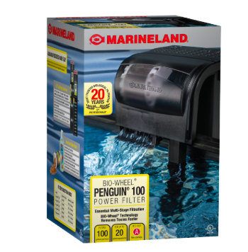 Marineland PENGUIN MINI FILTER 100GPH   12