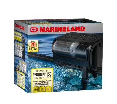 Marineland PENGUIN POWER FILTER 150GPH