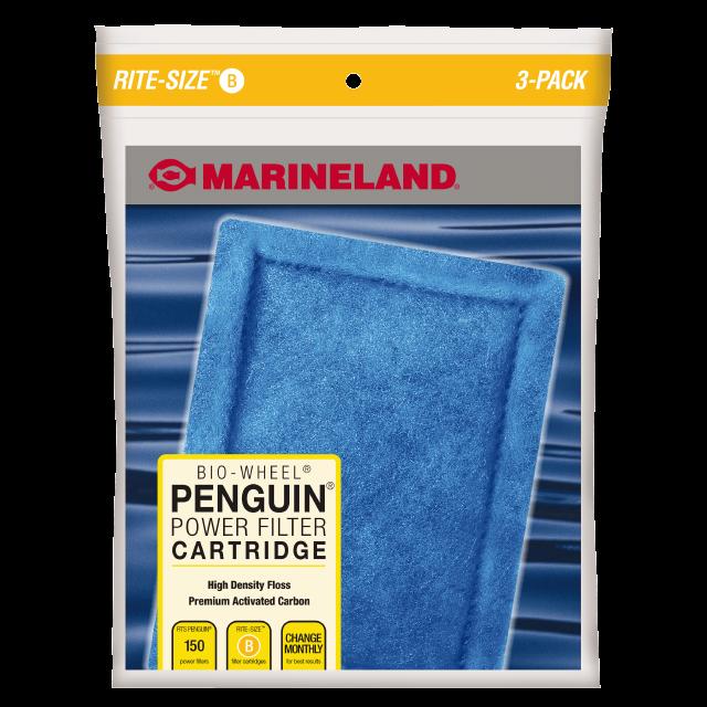 Marineland PENGUIN Rite Size B 3 pk