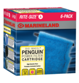 Marineland RITE SIZE A 6PK PENGN MINI 6/