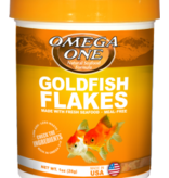 Omega Sea Goldfish Flakes 2.2 oz