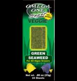 Omega Sea Omega Green Seaweed 24 sheets