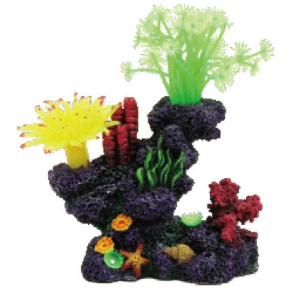 Poppy Pet Coral Reef Formation 6x4x7
