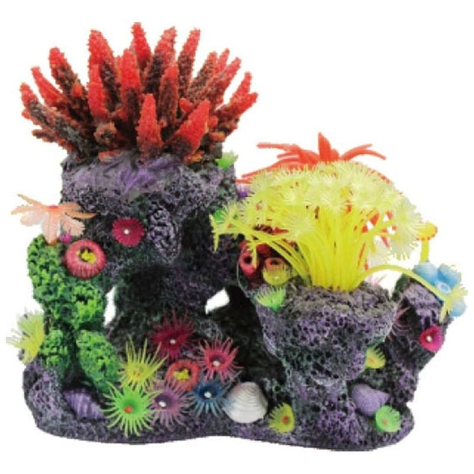 Poppy Pet Coral Reef Formation 8x6x8