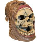 Poppy Pet Face Peeling Skull